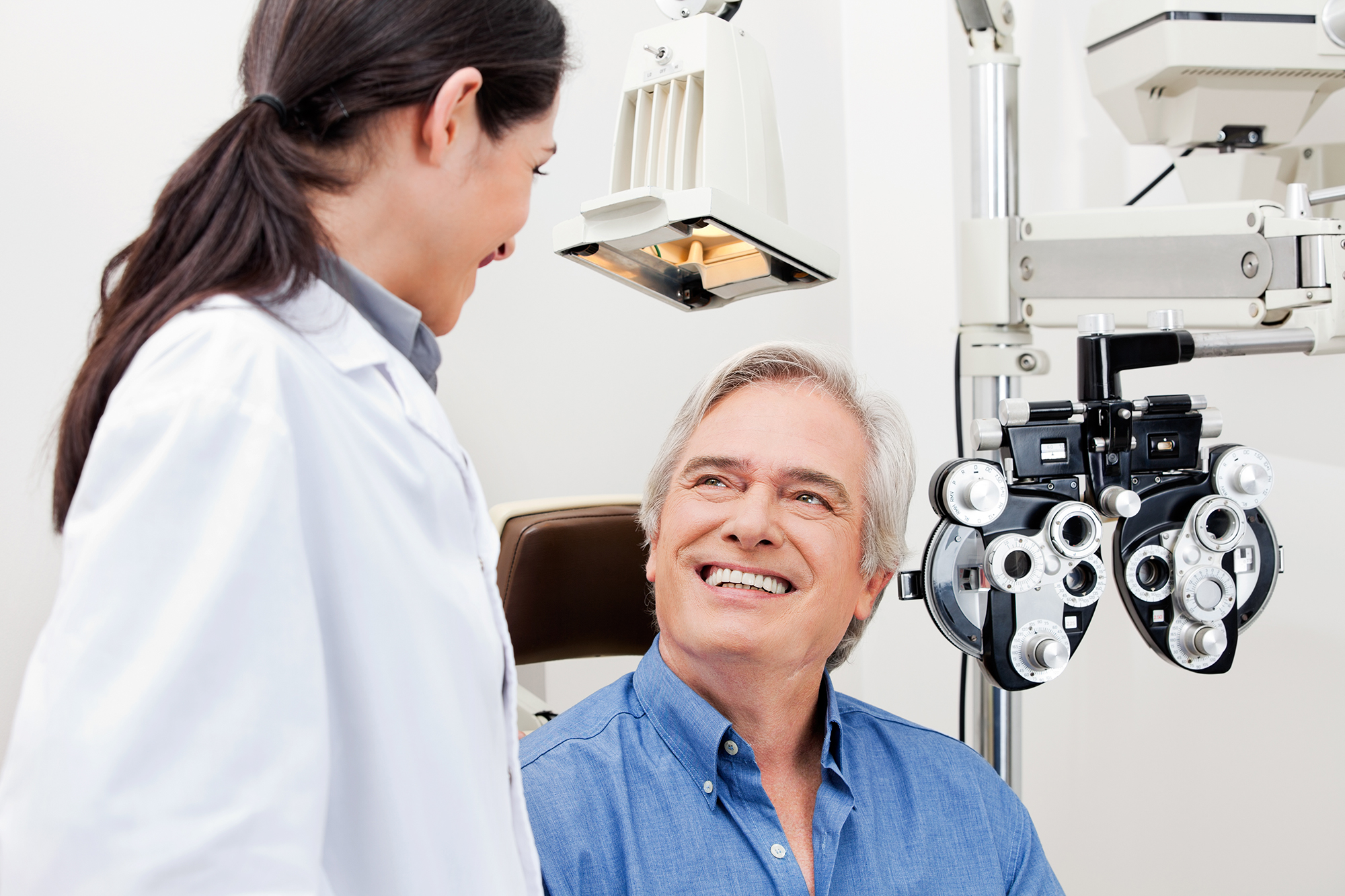 Your Next Complete Eye Exam: What to Expect