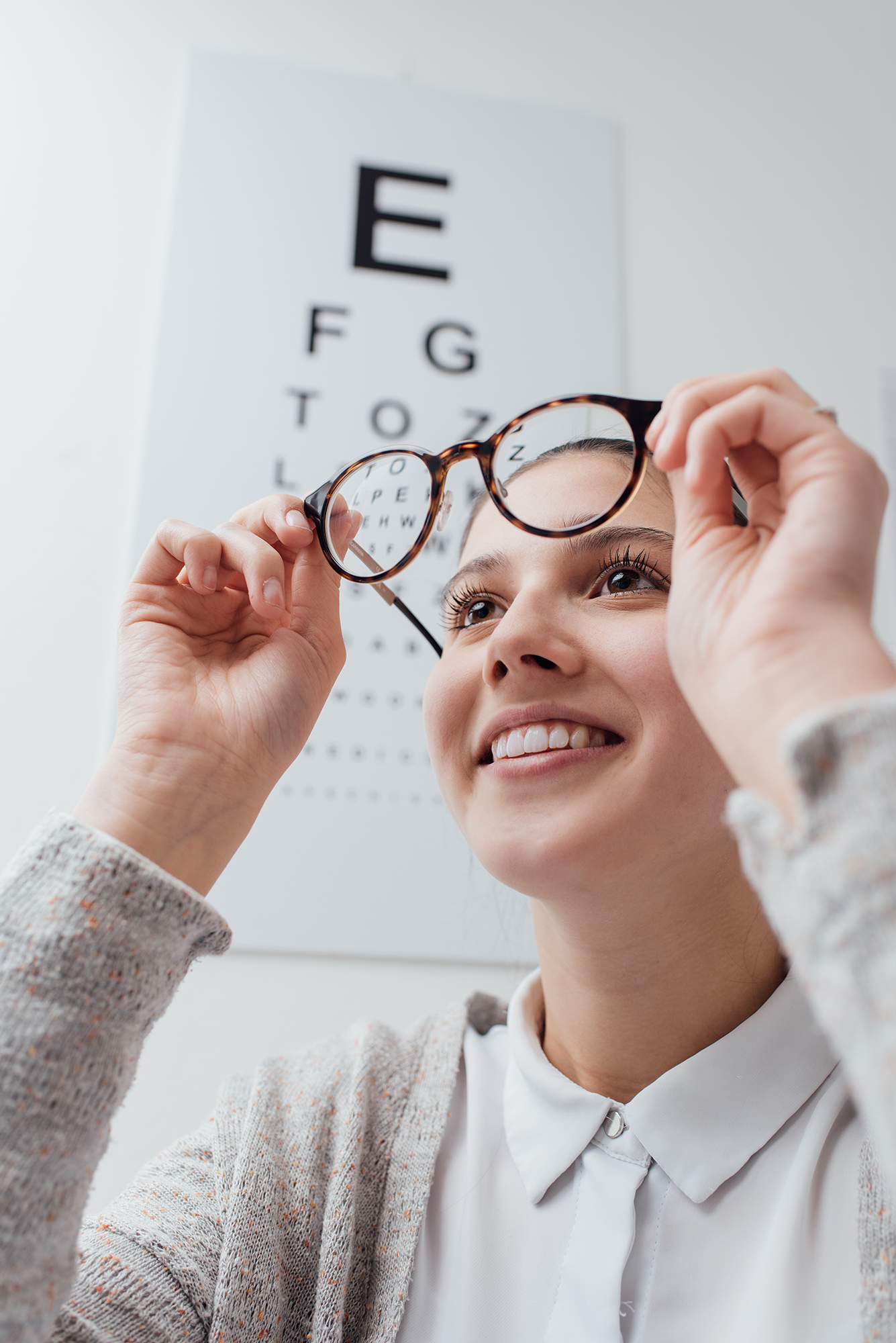 Your Next Optical Appointment: What to Expect