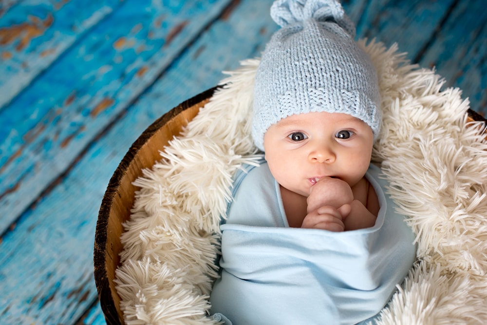 The Stages of Infant Eye Development